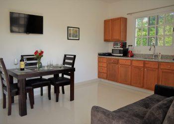 Palancar Suite living room