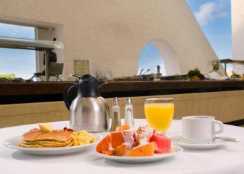 Breakfast at Casa Mexicana